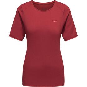 PYUA Mellow Camiseta Mujer, rojo